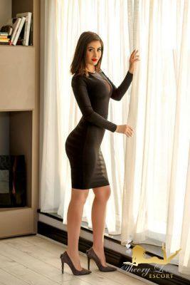 Katia, Eastern European escort girl in London