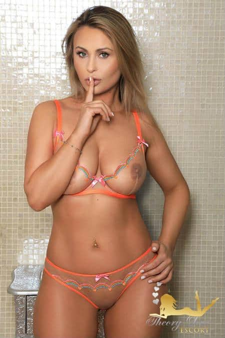 Ella, South Kensington escort girl in London